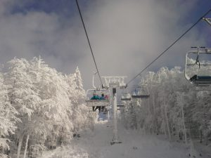 Skilift Hochficht