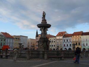 Plein České Budějovice