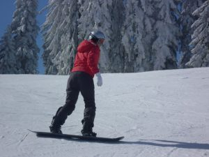 Snowboaden
